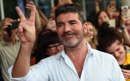 Simon Cowell arrives for the first X Factor auditions of 2016
