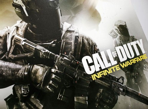 'Call of Duty: Infinite Warfare' Christmas Sales Proves 'Call Of Duty' Remains Strong