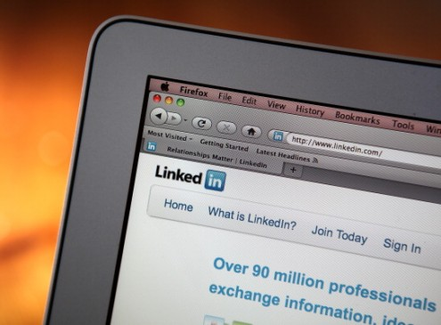 Applying for College? You're Going to Need a Good LinkedIn Profile, Experts Say