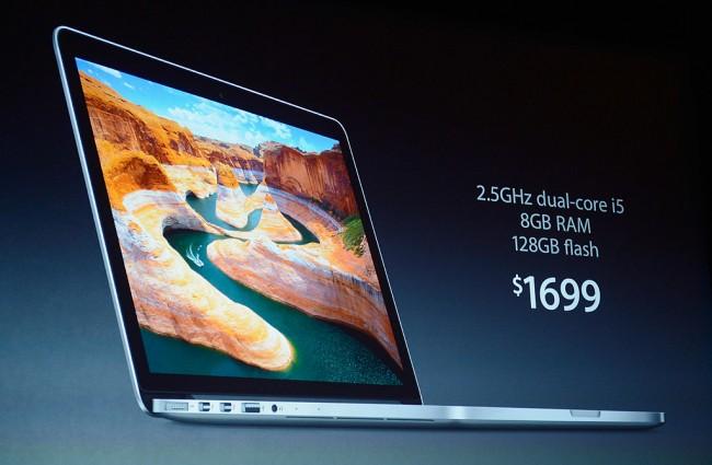 Apple Introduces Latest MacBook Pro