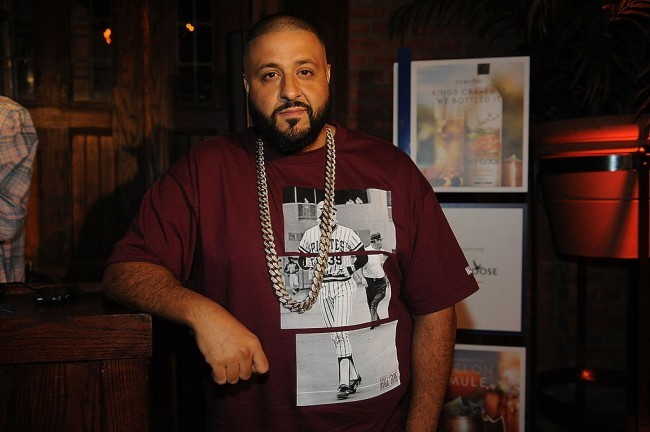 DJ Khaled will be a guide for Snapchat's college tour program