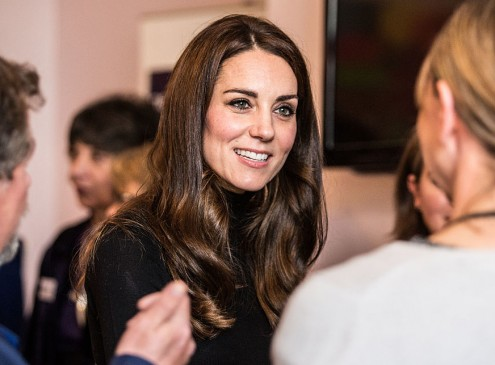 Duchess of Cambridge Kate Middleton First Woman In Royal Family With University Degree