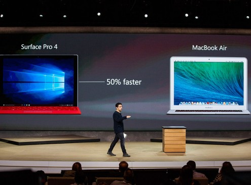 Microsoft Surface Pro 4 Now £549.99 At Amazon UK; Device, Surface Book i5 Cuts $400 Price Off At Cyber Monday Too!