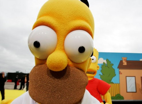 D'oh! Homer Simpson To Introduce Philosophy at University of Glasgow