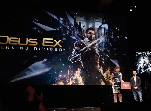 'Deus Ex: Human Revolution' Vinyl Coming To Stores On Dec. 2; 'Deus Ex: Mankind Divided' Soundtrack Revealed [VIDEO]