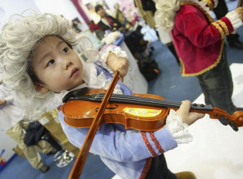 Learning Musical Instruments Can Boost you Brain Power, Research Suggests
