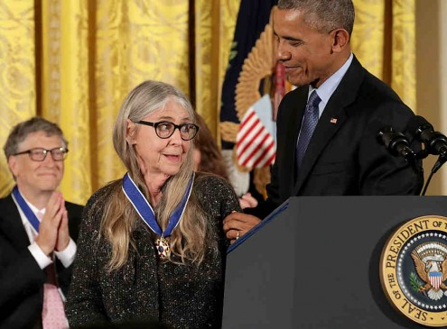 Margaret Hamilton, MIT's Pioneer Computer Scientist Receives Presidential Medal of Freedom