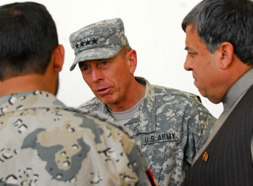 David Petraeus' Past Continues To Haunt Him