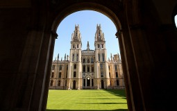 A Howard University student will study at the University of Oxford next year