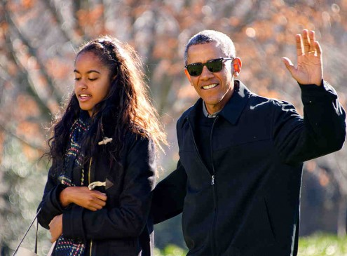 Malia Obama Will Go to Harvard, Where Did Other 'First Kids' Go to College?