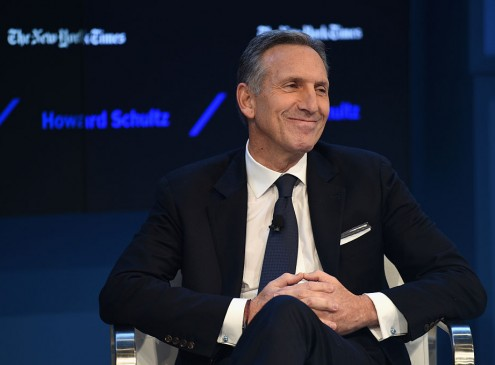 Howard Schultz Steps Down as Starbucks CEO: Brewing Other Corporate Initiatives