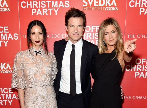'Office Christmas Party' Actress Olivia Munn Wants Roles Featuring Smart Women