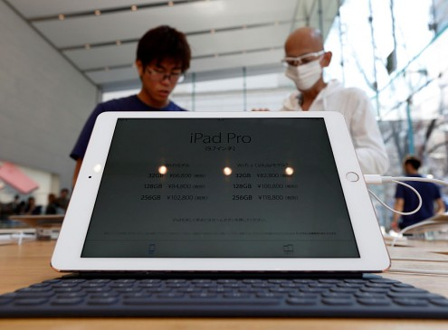 iPad Pro To Replace Apple's Mac Line?; Apple Following Microsoft's 2-In-1 Approach?