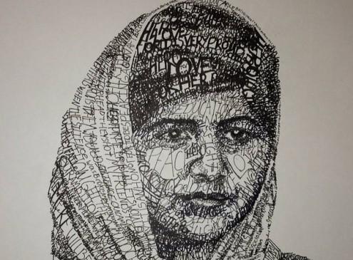 Malala Yousafzai Receives 2013 Humanitarian Award from Harvard University