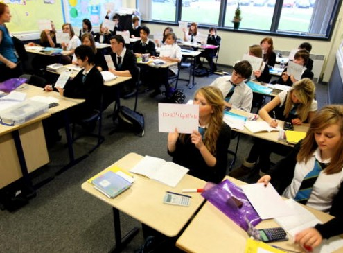 U.S. Students Perform Poorly Compared to Other Countries