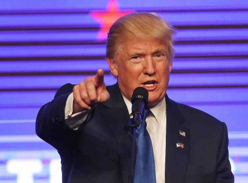 Time Magazine Names Donald Trump as Person of the Year for 2016