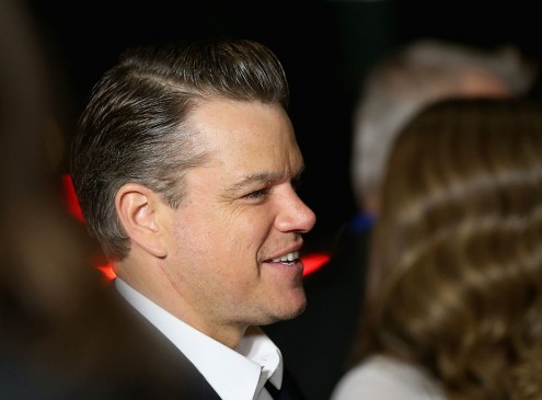 'Jason Bourne' Actor Matt Damon's Career Advice