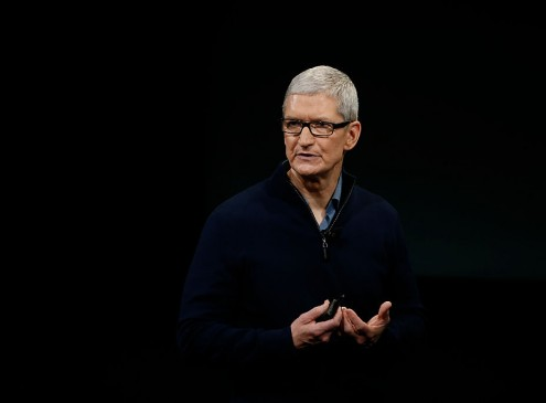 MIT Grabs Apple CEO Tim Cook For Upcoming Commencement Speech