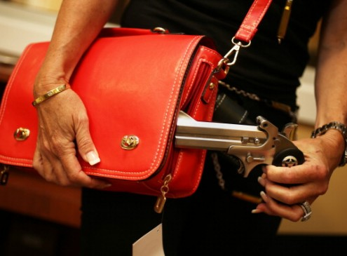 Ohio Lawmakers Approve Carrying of Concealed Weapons in College Campuses