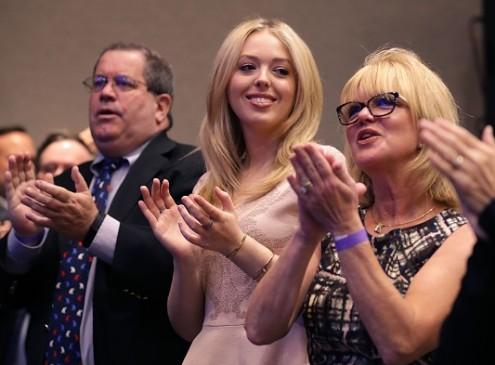 Tiffany Trump Officially Joins Harvard Law School In 2020