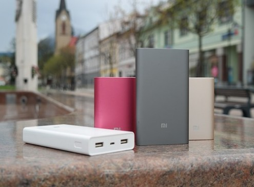 Xiaomi News & Update: New Mi Power Bank 2 Charges Everything; Supports Qualcomm's Quick Charge 3.0