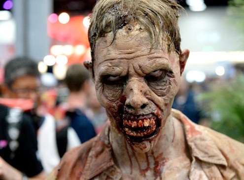 Recent Study Reportedly Reveals Skin Infection Could Possibly Lead to Zombie Outbreak
