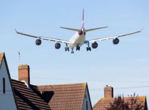 Constant Exposure to Aircraft Noise Triggers Cardiovascular Diseases in Older People, Study