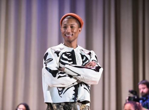 Pharrell Williams: Music Collaborations Are A Crash Course In Learning