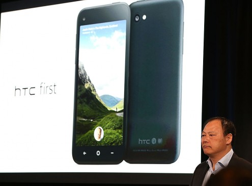 HTC One X10 Leaked Image: 5.5-Inch Display, Rear Fingerprint Scanner; HTC Launching 3 Phones [REPORT]