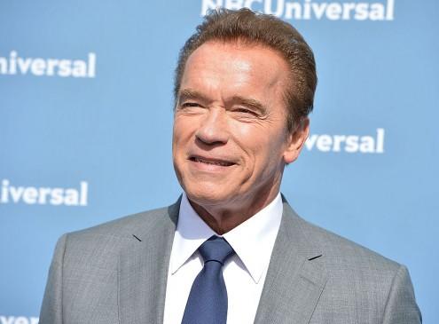 Arnold Schwarzenegger: Assistant of 'Terminator