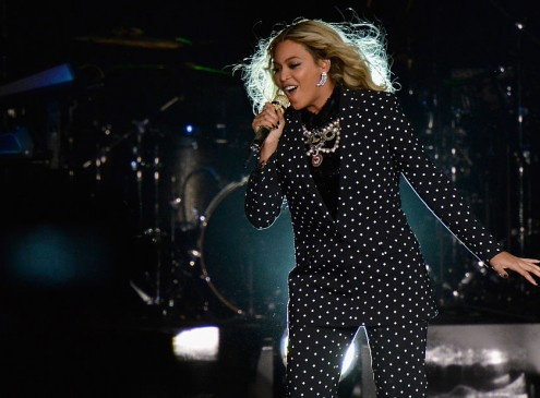 Beyonce In 2016: Most Charitable Celebrity Supporting Education And Social Awareness