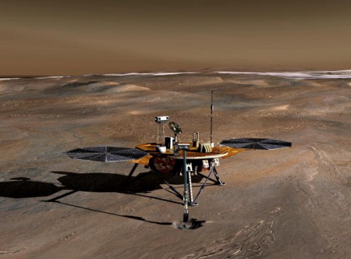 Going Interstellar: The Technology That Could Take Us To Mars In Three Days
