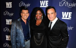 WE tv's LA Hair Season 4 Premiere Party