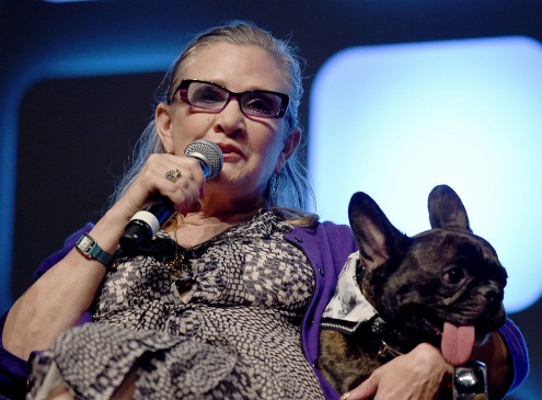 Behind Star Wars And Princess Leia's Shadow: Carrie Fisher's Life and Career Remembered [Video]