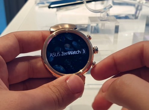 ZenWatch 3 Welcomes Chic, Deluxe Rose Gold Variant; Asus Failed To Impress Review [VIDEO]