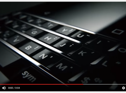 Blackberry Mercury News: Blackberry Design, QWERTY Keyboard Teased In CES; TCL Takes Over Exiting Blackberry [VIDEO]
