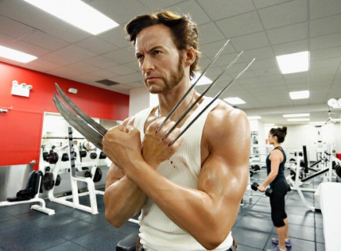 Wolverine Inspires Scientists To Create Self-Repairing Material