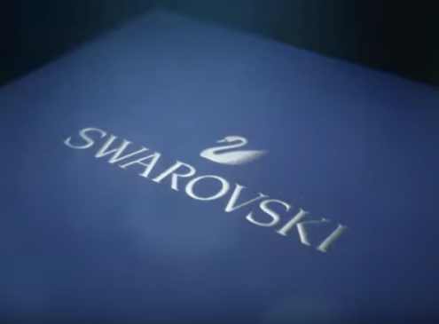 Swarovski Crystal Collaborates With Google And Qualcomm To Produce Hi-Tech Bling [Video]