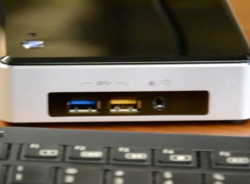 Intel NUC Mini PC 2017: Intel's Has New 5 NUC Mini-Desktops All Packed With Kaby Lake, Optane, and Thunderbolt 3