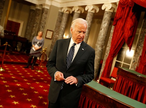 Joe Biden Heading To University Of Pennsylvania After Exiting White House