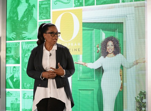 Oprah Winfrey: A Practical Guide To Reaching Your Dreams