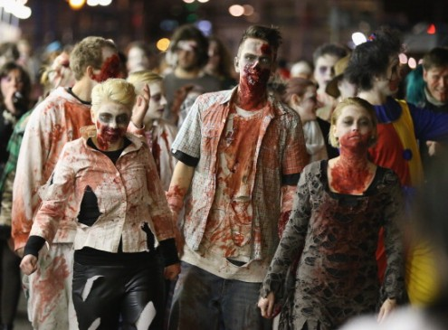 UK University Students Study If A Zombie Apocalypse Can Wipe Out The Human Race