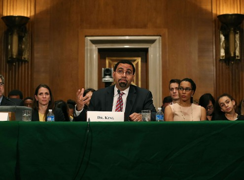 The Exit Of U.S. Education Secretary John King: College Degree Is Important ; Schools Save Lives