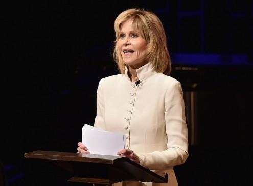 University Of Alberta And Green Peace Invites Jane Fonda For Environmental Talk