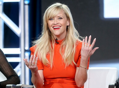 UCLA Study On Hollywood Gender Bias Has Reese Witherspoon Feeling Strongly About The Issue