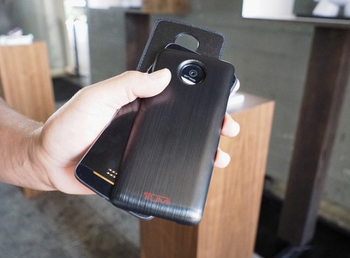 Moto Z (2017) News: Motorola Aiming For High-End Slot Amid Onslaught Of Flagship Devices