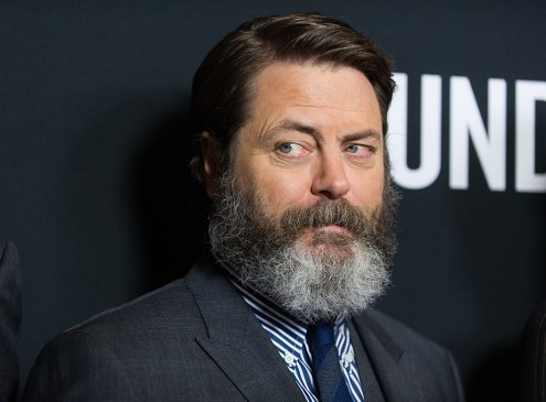 Nick Offerman, Lena Dunham, Don Cheadle And More Celebrities Featured In Syracuse University Professor's Audiobook