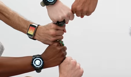 Android: Wear what you want (party on)
