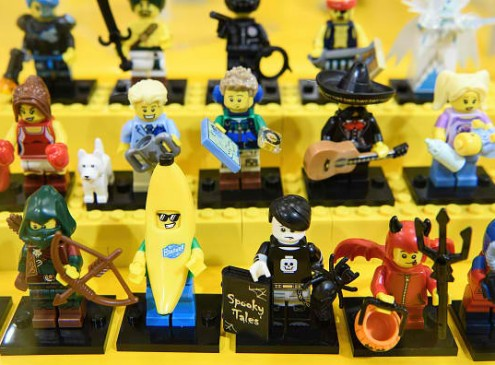 The Most Coveted Job In The World: Lego Professor At Cambridge