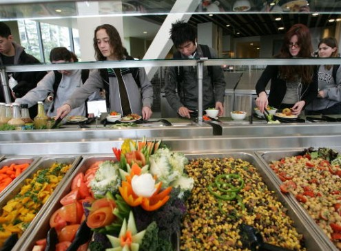 Four Reasons Why College Food is Distastefully Expensive